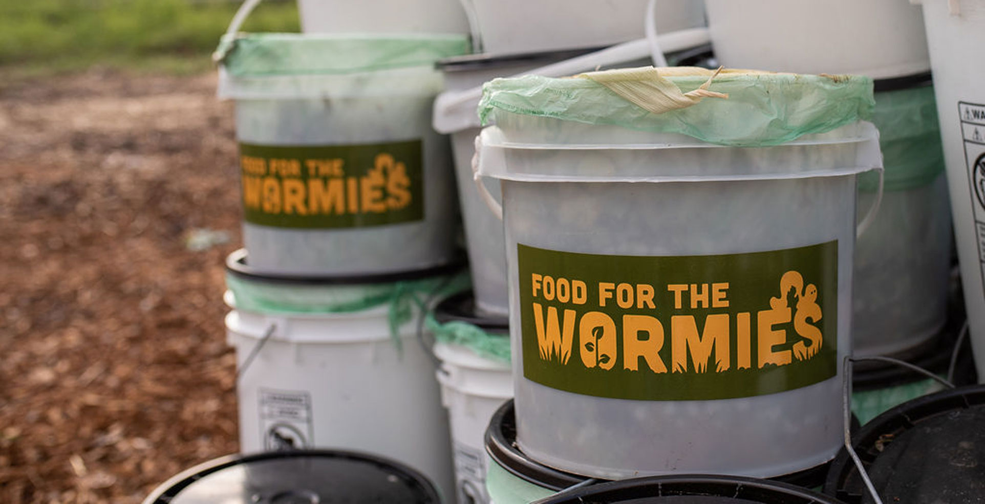 Food Scrap Pick Up Service Composting in Grand Rapids