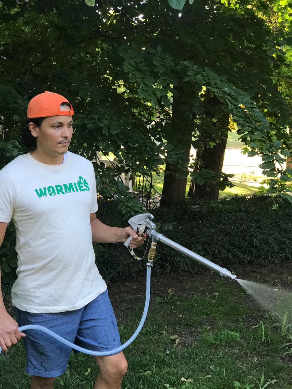 Compost Tea / Non-toxic lawn and garden treatment