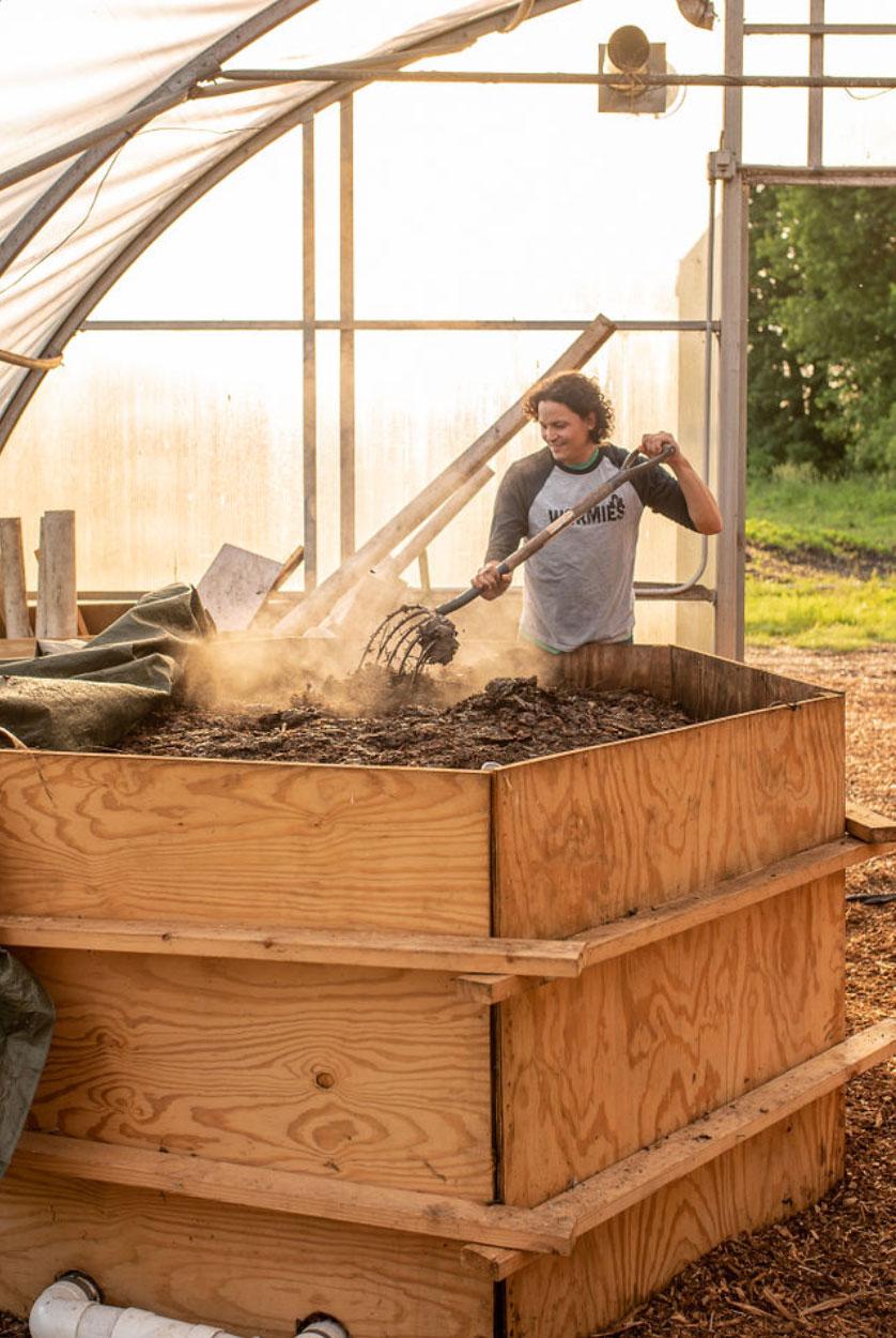Composting near Grand Rapids, MI